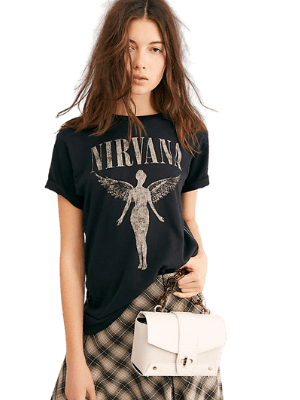 Trunk Ltd Nirvana Tee by Trunk LTD at Free People