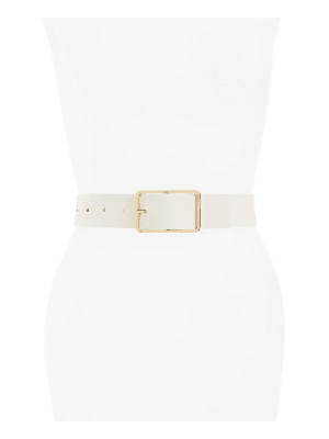 B-The Low Belt Milla Leather Belt