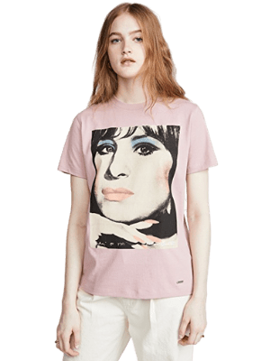 Coach - Barbra Streisand T-Shirt