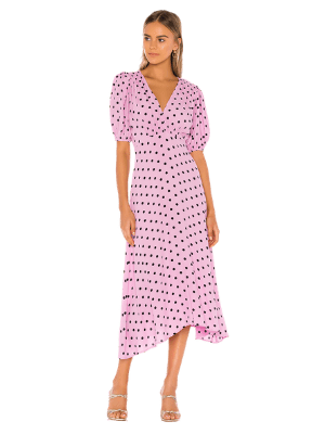 Faithfull The Brand Vittoria Midi Dress