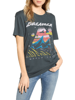 DAYDREAMER  World Tour Weekend Graphic Tee