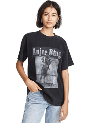 Lili Wild and Free Tee - Anne Bing