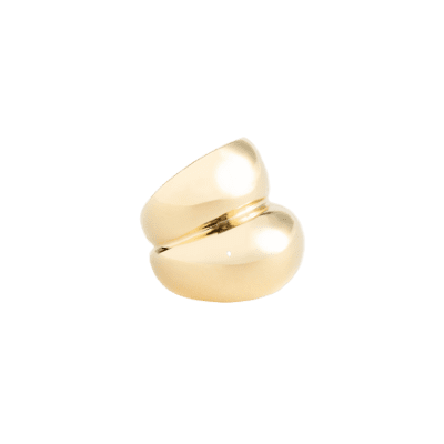 & Other Stories Duo Sphere Chunky Ring